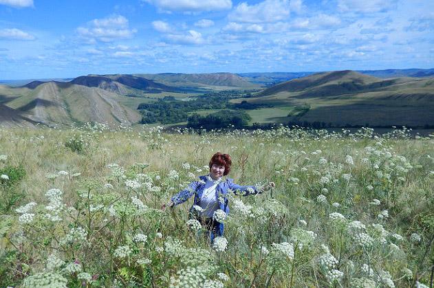 В окрестностях Оренбурга