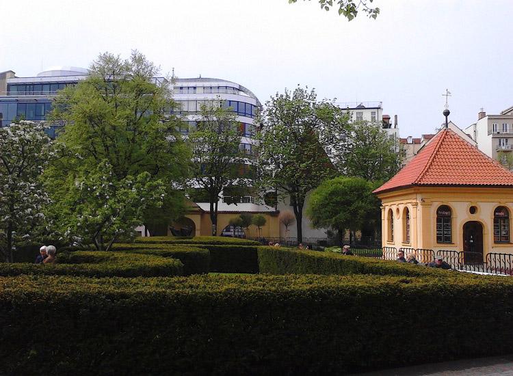 Франтишканский сад