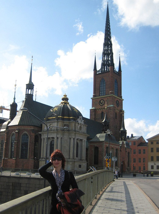 Стокгольм. Риддархольмен