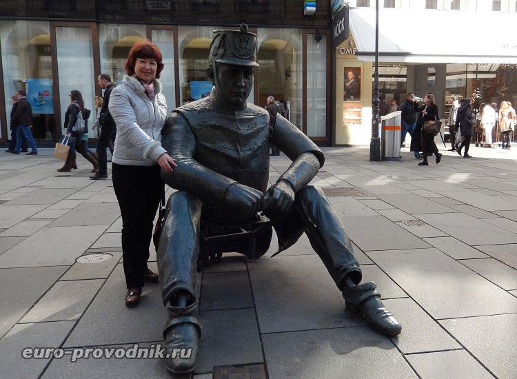 Оригинальные скульптуры Вены