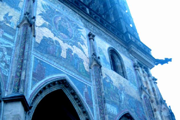 Золотые ворота собора