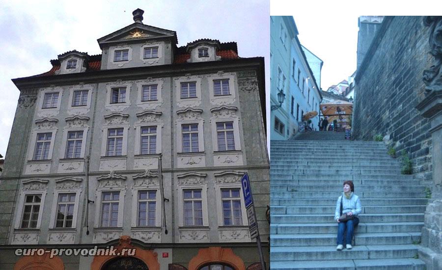 Замкова лестница