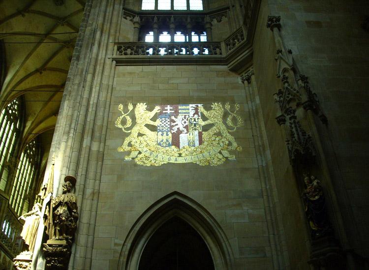 В соборе Святого Вита