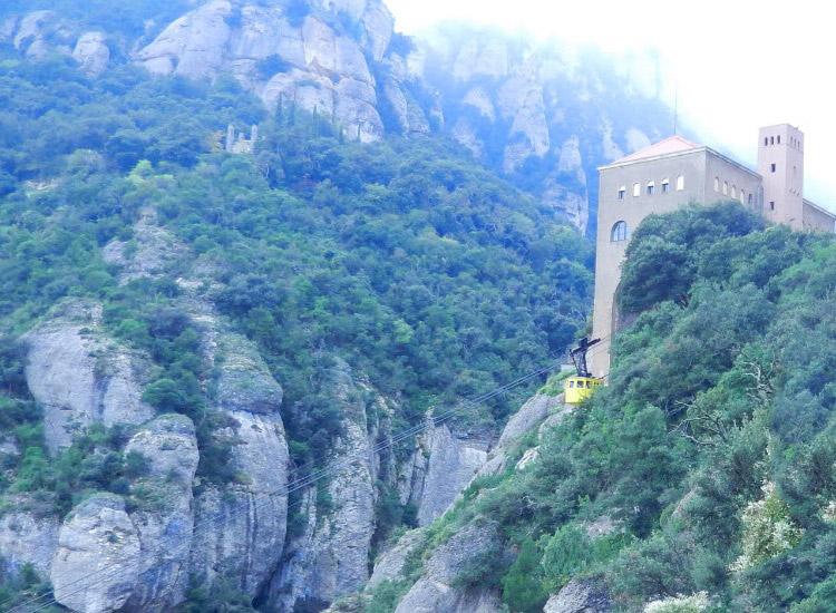 Канатная дорога Sant Joan