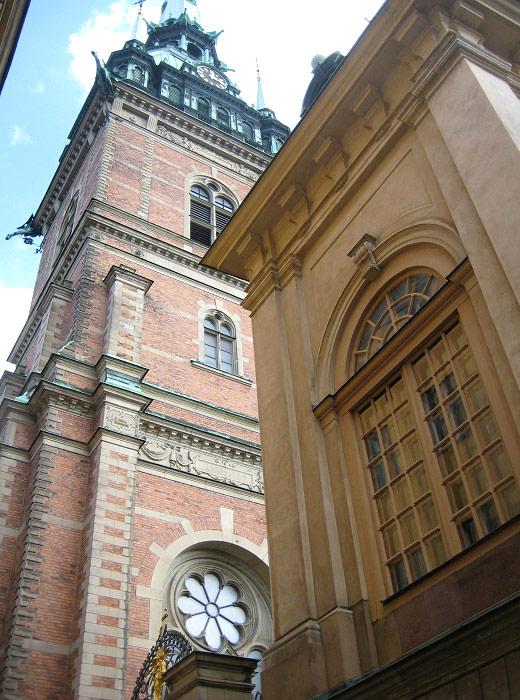 Церковь Св. Гертруды