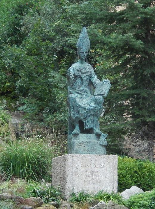 Аббат Oliba