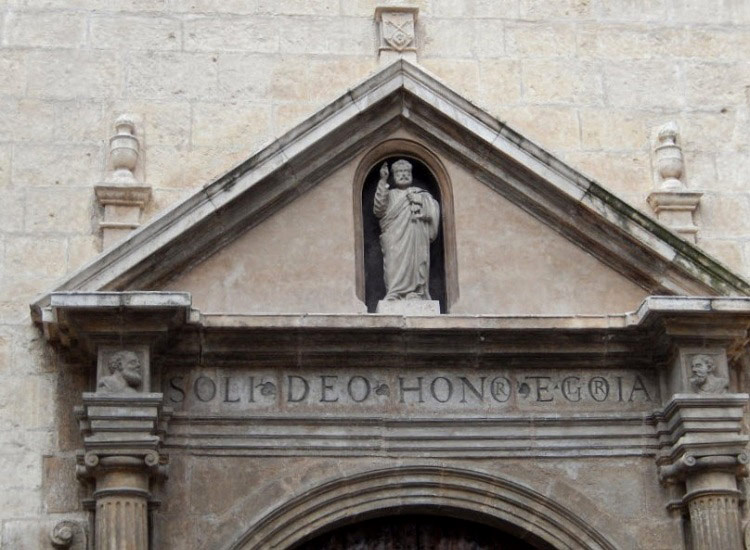 Портал собора Св. Петра
