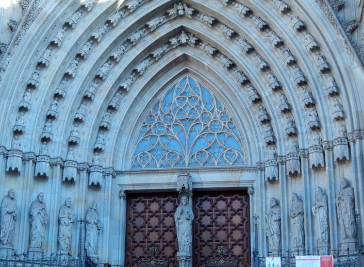 Портал Кафедрального собора