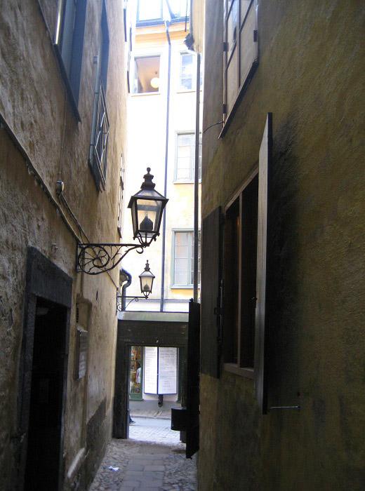 Улица Morten Trotzigs
