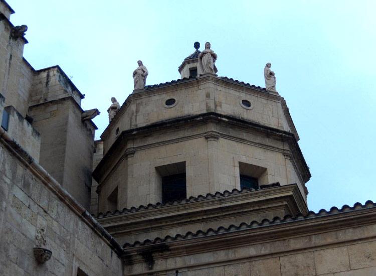 Реус. Собор Св. Петра