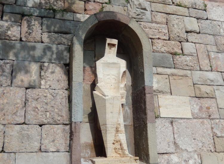 Монтсеррат. Святой Михаил