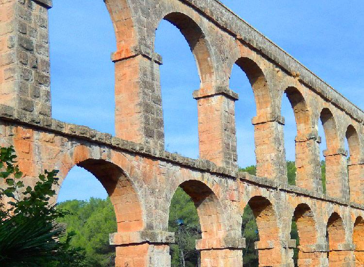 Арки акведука