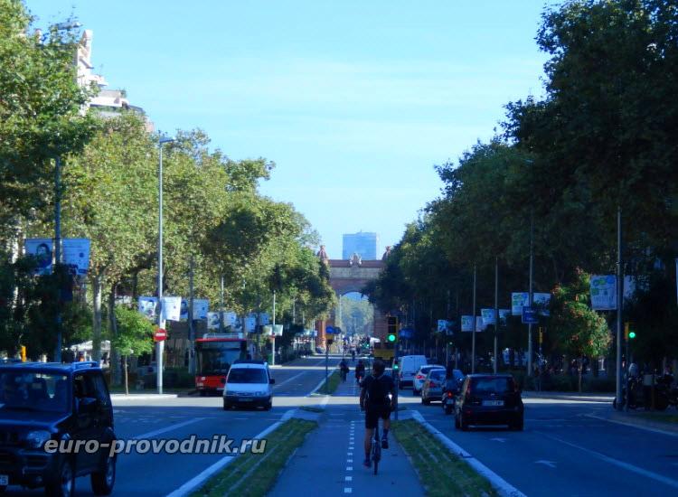 Бульвар Sant Joan