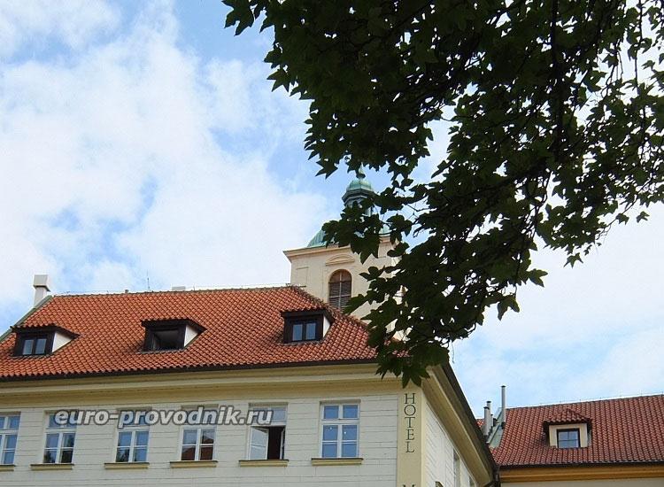 Башня костела Св. Якуба