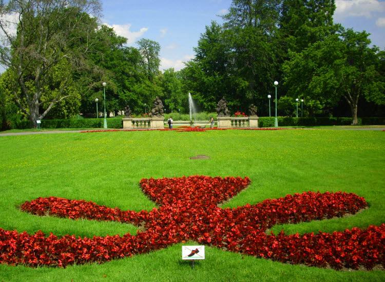 Прага. Королевский сад