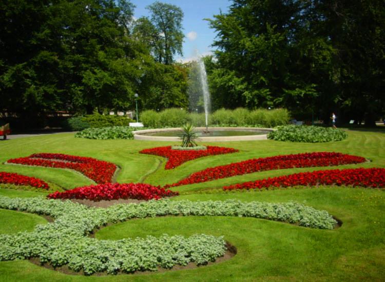 В Королевском саду