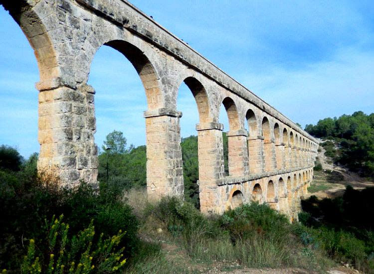 Таррагона. Мост Дьявола