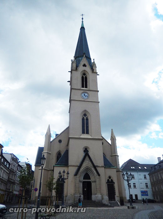 Святой Антоний в Либерце