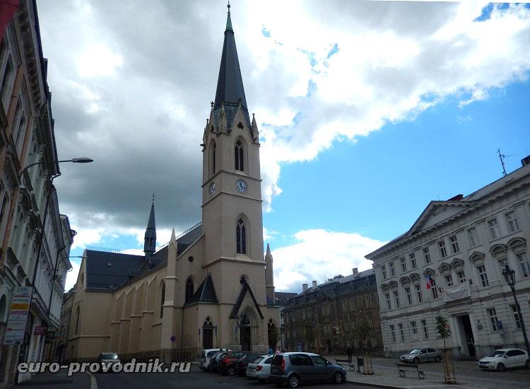 Собор Святого Антония на Соколовской площади