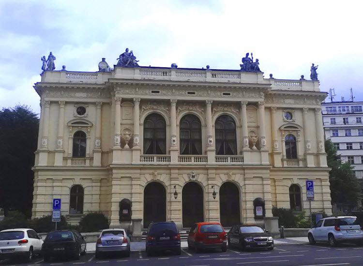 Театр им. Ф.К.Шалды