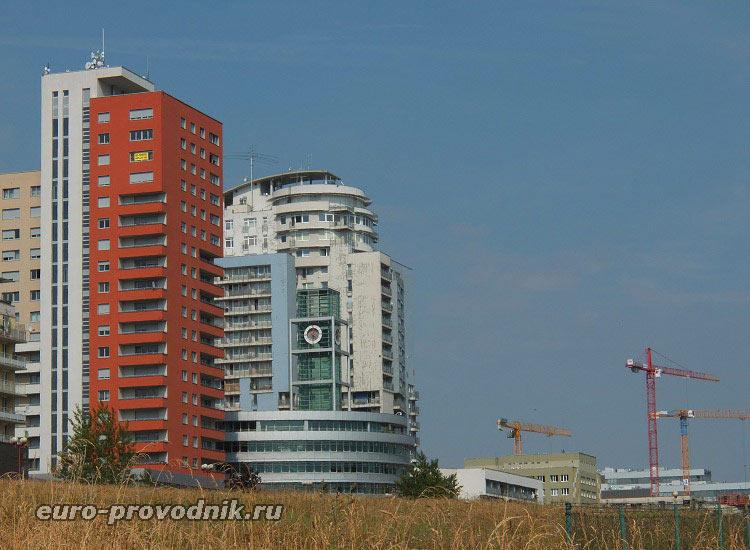 Обновление района Стодулки