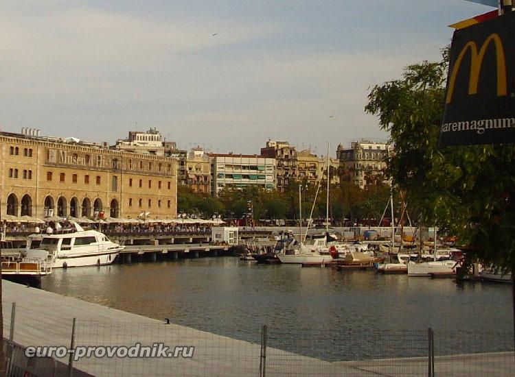 Barceloneta. Музей истории Каталонии