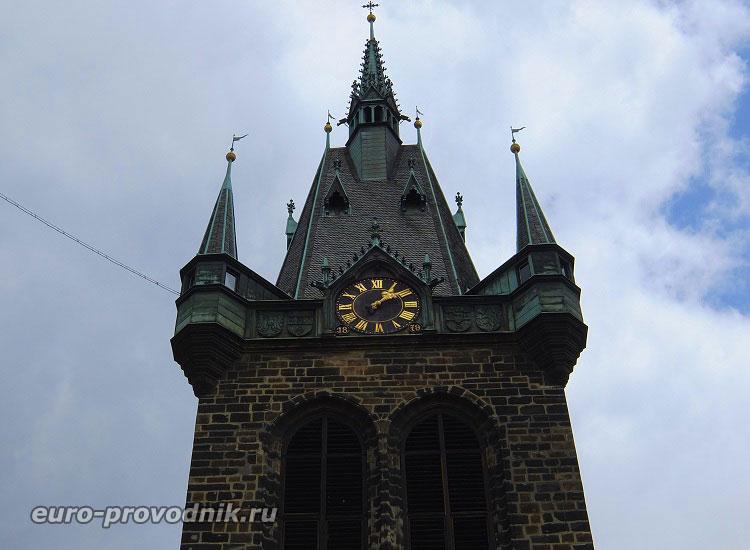 Йиндржишская колокольня