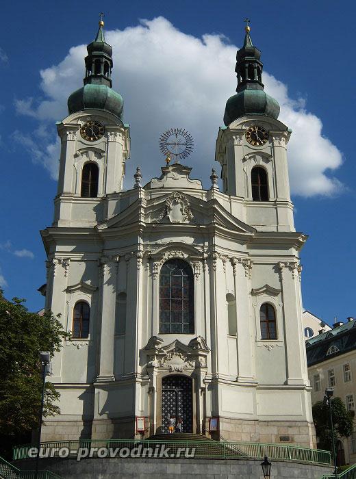 Собор Святой Магдалены