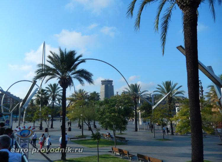 Moll de Barcelona