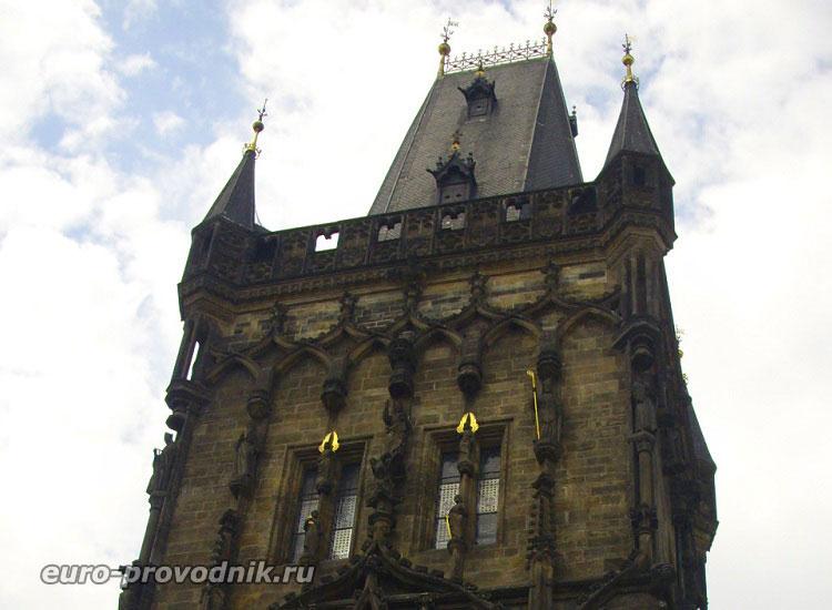 Второй этаж Пороховой башни