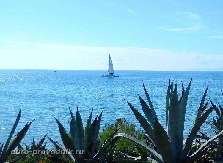 Средиземное море. Кап Салоу