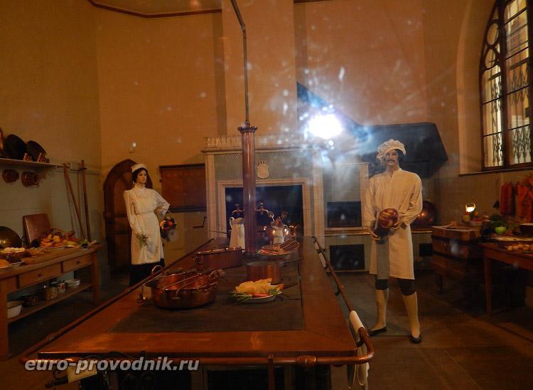 Кухня замка Хоэншвангау