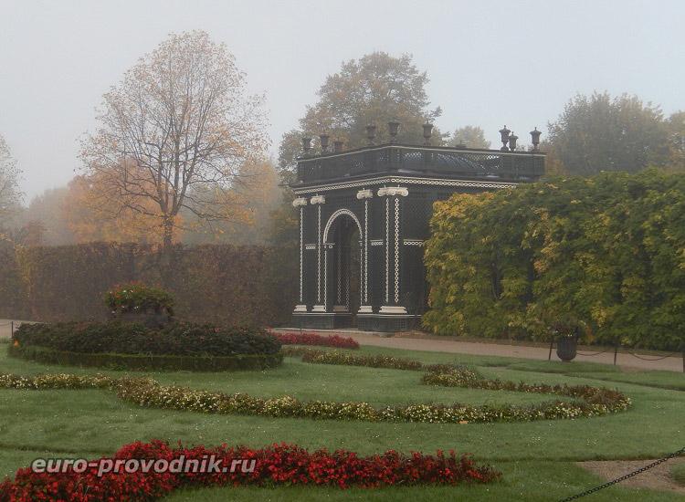 Парковые ансамбли Шенбрунн
