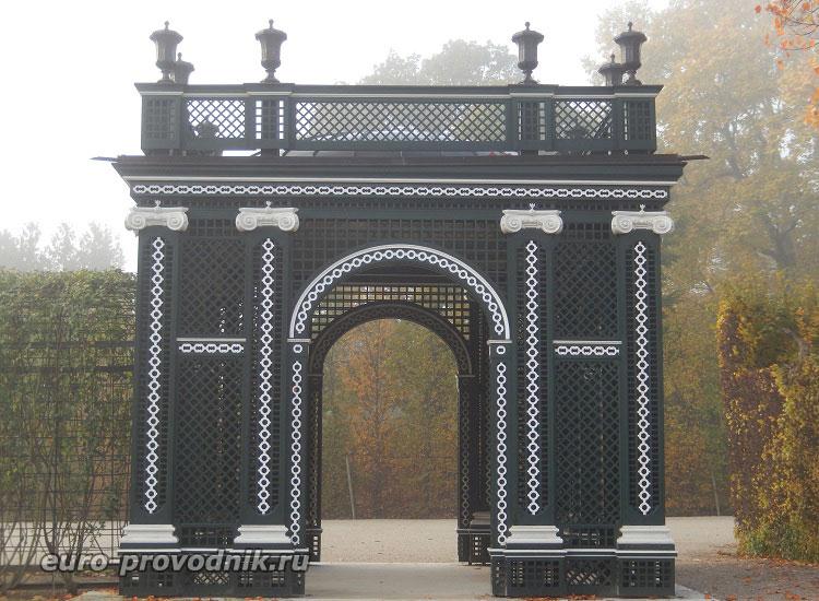 Парковая архитектура