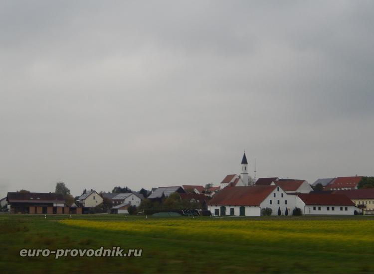 Баварские селения