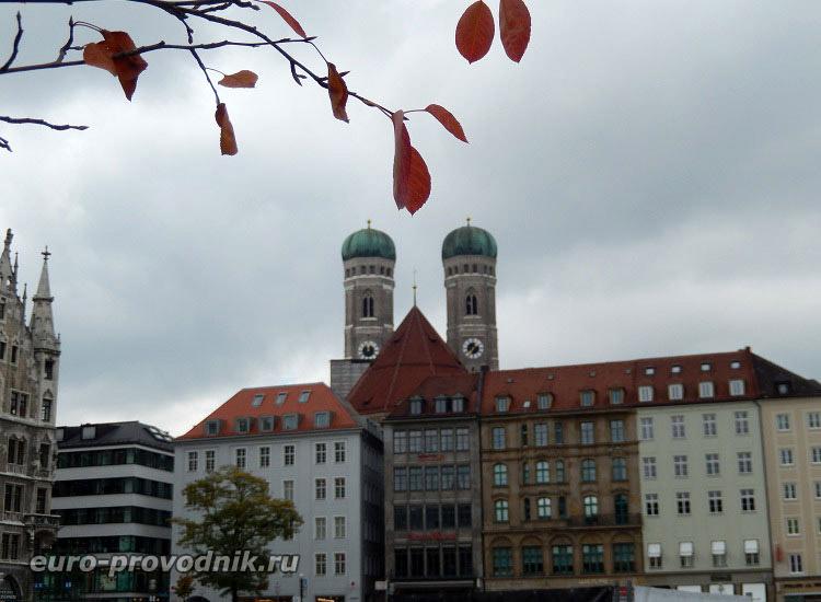 Башни Frauenkirche
