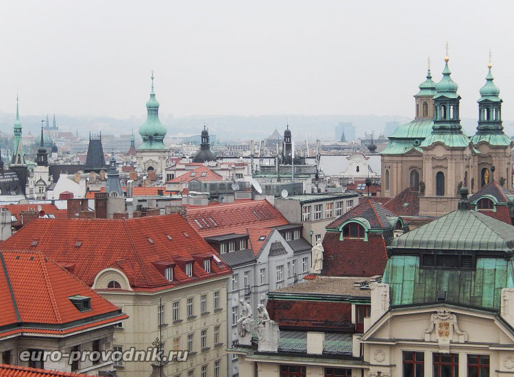 Прага. Старе Место