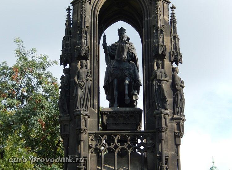 Скульптура Франца I