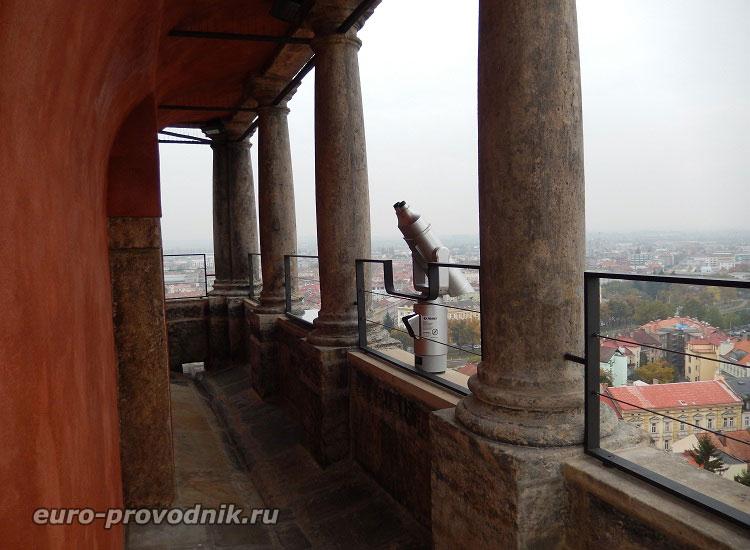 Балконы Белой башни