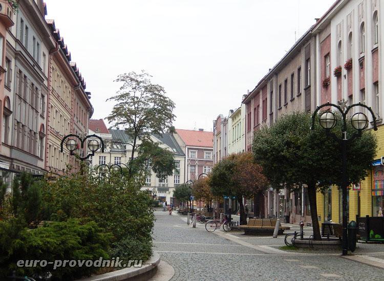 Чехия. Градец Кралове