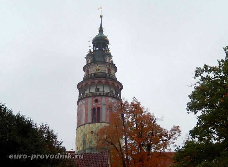 Малый Град в Крумловском замке