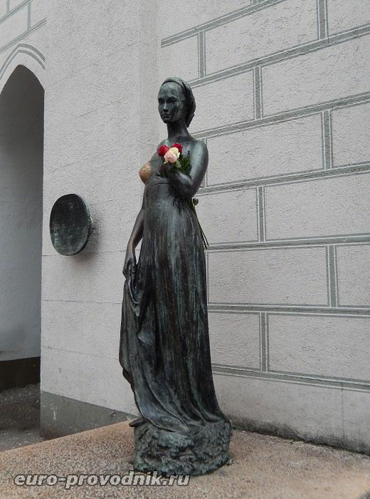 Джульетта в Мюнхене