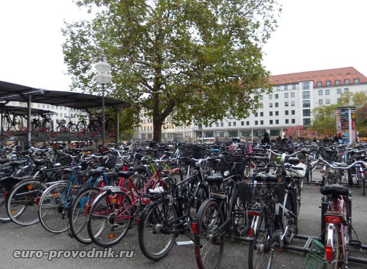 Самый популярный транспорт Мюнхена
