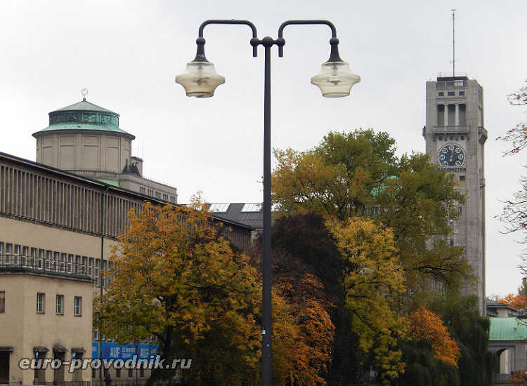 Башни Немецкого музея