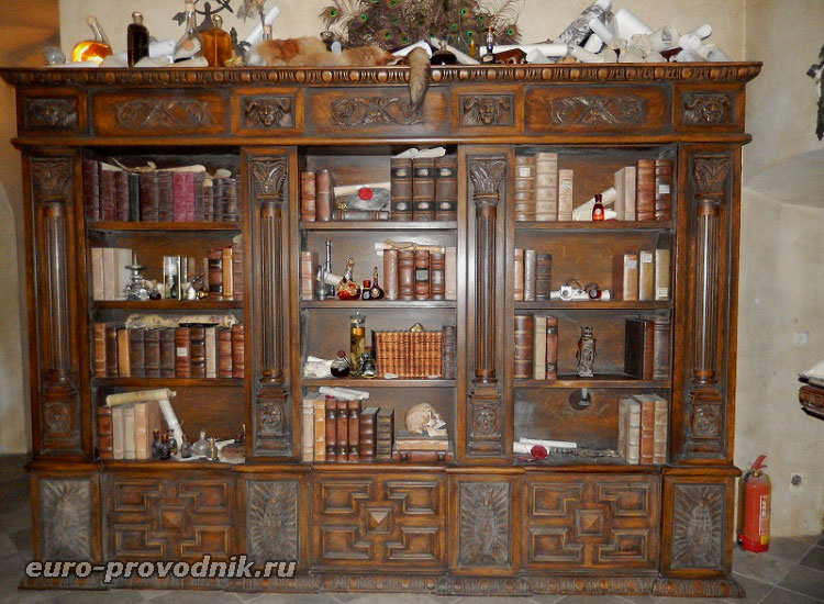 Библиотека магов