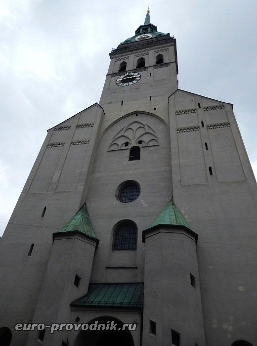 Фасад собора Святого Петра