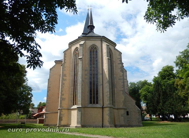 Костел Девы Марии на Намети