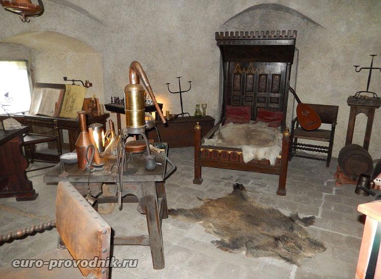 Средневековое жилище