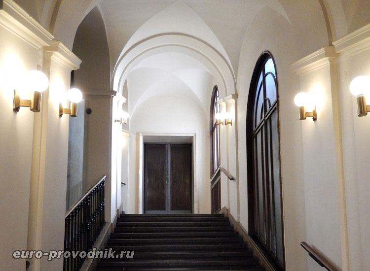 В Староместской ратуше