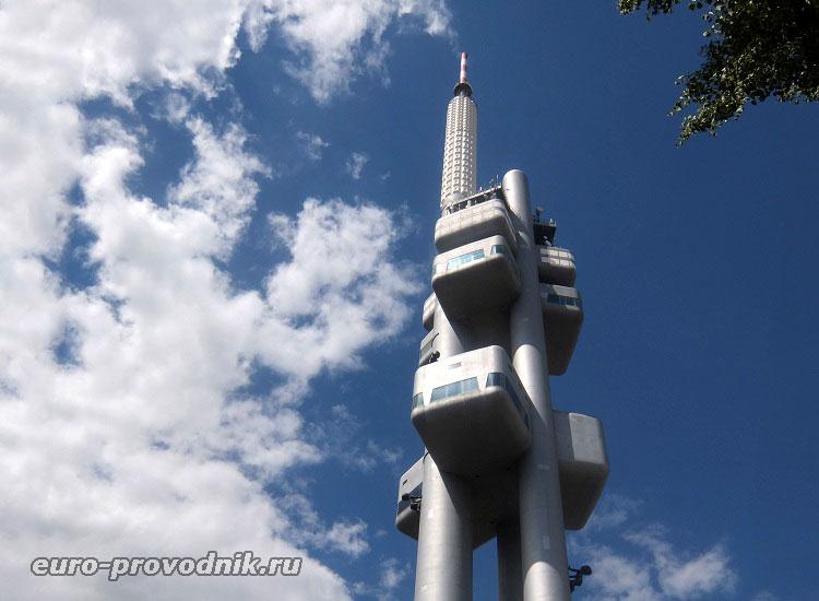 Жижковская башня